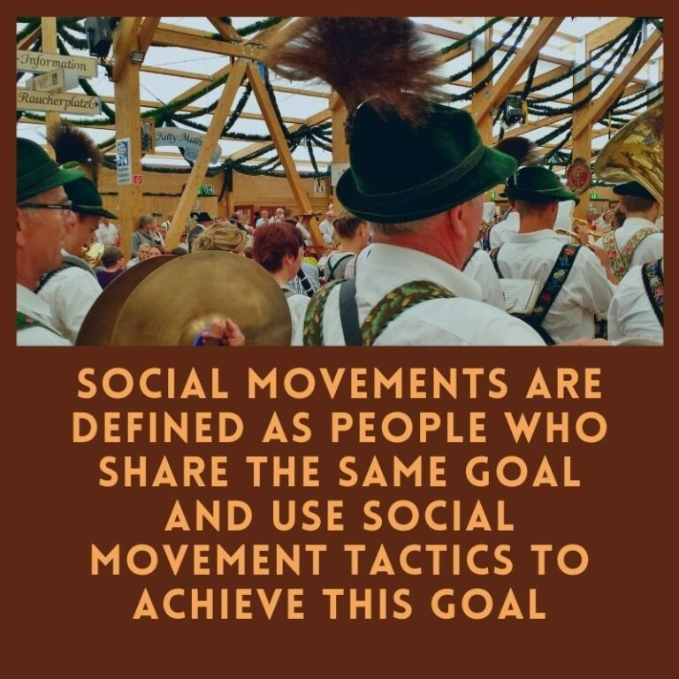 Social Movements-Definitions, Examples, Theories, & History