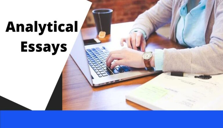 Top 5 Examples of Analytical Essays in 2021