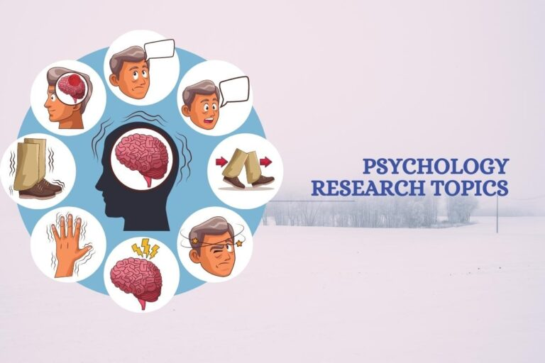 Best Research Topics in Psychology